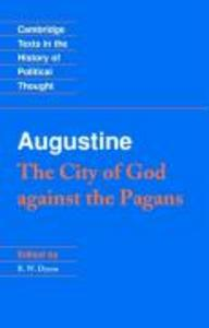 Augustine: The City of God against the Pagans als Buch