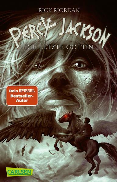 Percy Jackson 05. Percy Jackson - Die letzte Göttin als Taschenbuch