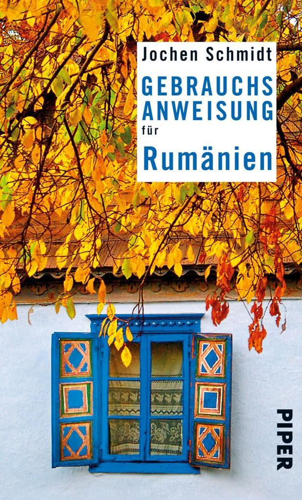 Gebrauchsanweisung für Rumänien als eBook