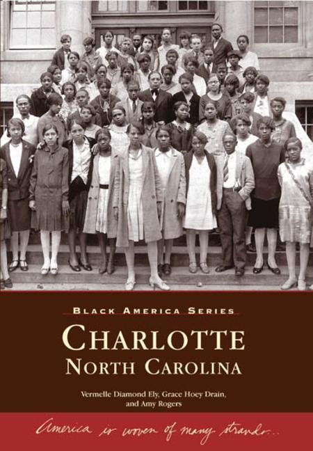 Charlotte, North Carolina als Taschenbuch