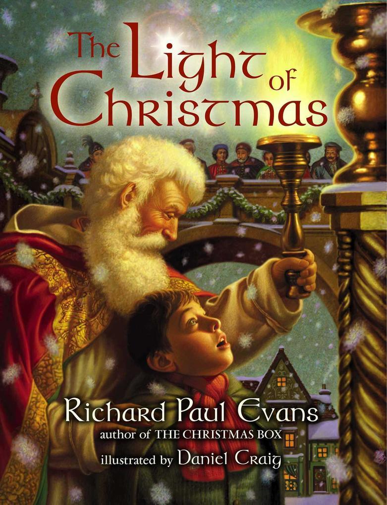 Light of Christmas als Buch