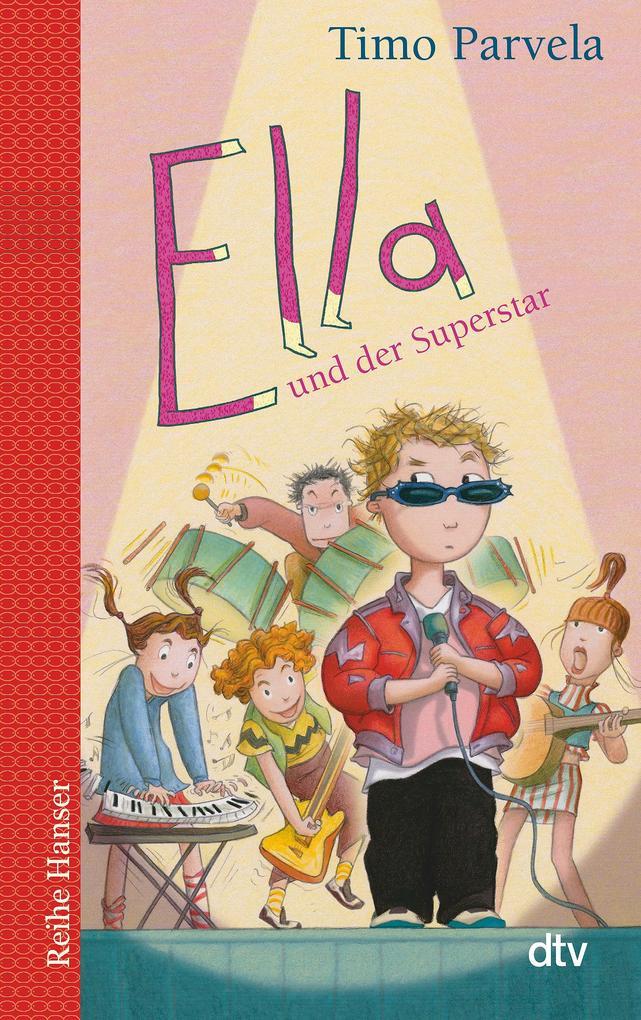 Ella und der Superstar. Bd. 04 als Taschenbuch