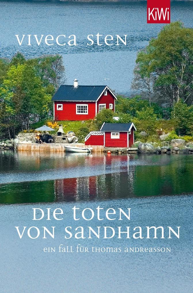 Die Toten von Sandhamn als Taschenbuch von Viveca Sten