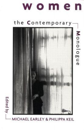 The Contemporary Monologue: Women als Taschenbuch