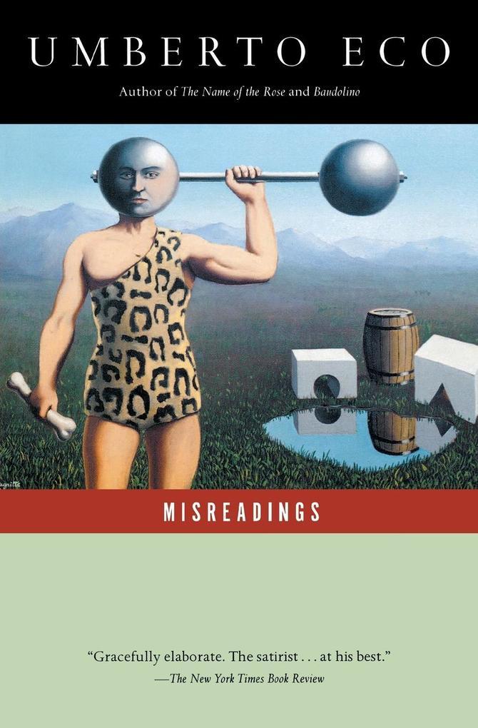 Misreadings als Taschenbuch