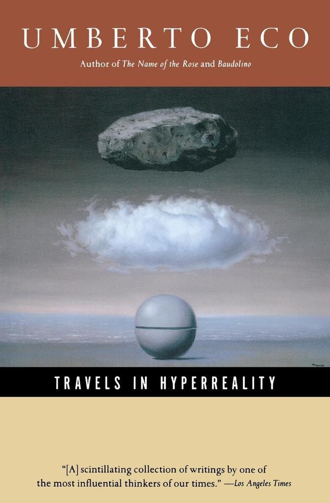 Travels in HyperReality als Taschenbuch