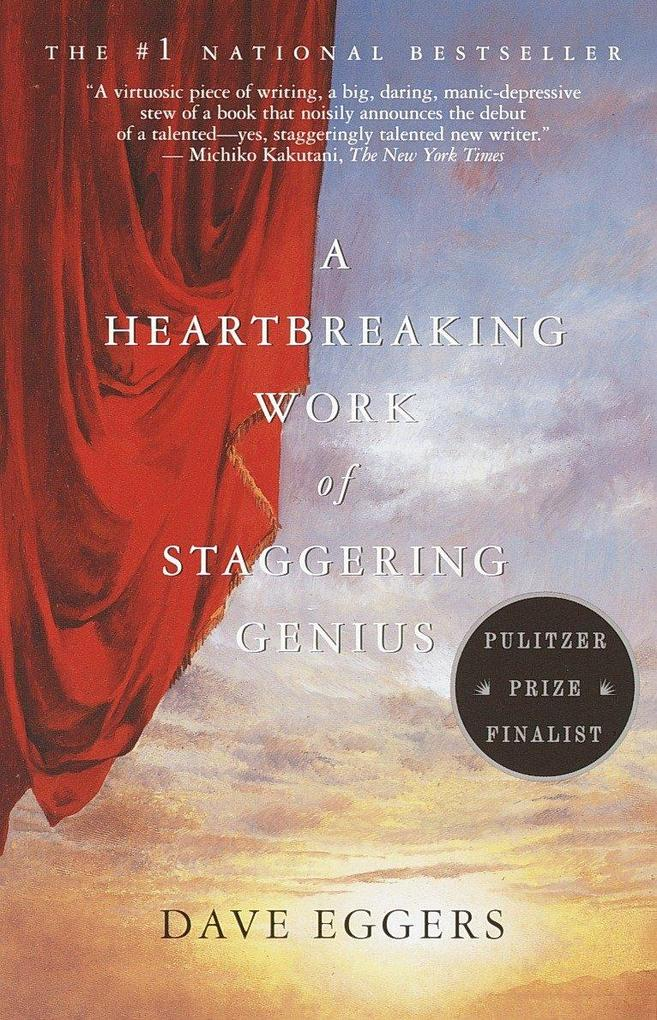 A Heartbreaking Work of Staggering Genius als Taschenbuch
