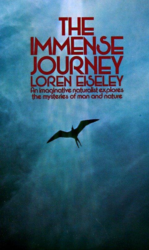 The Immense Journey als Taschenbuch