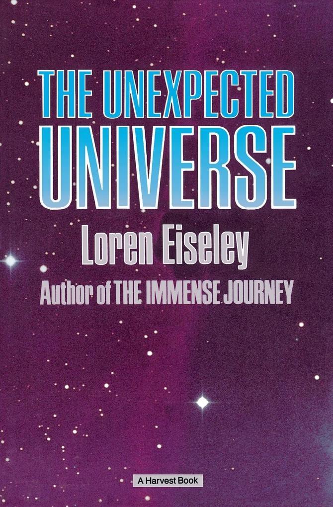 The Unexpected Universe als Taschenbuch