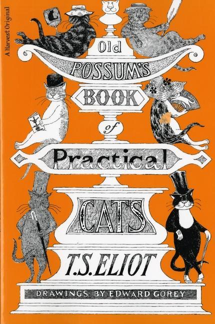 Old Possum's Book of Practical Cats als Taschenbuch
