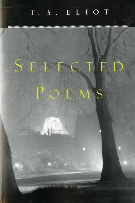 T. S. Eliot Selected Poems als Taschenbuch
