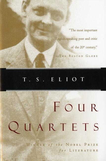 Four Quartets als Taschenbuch