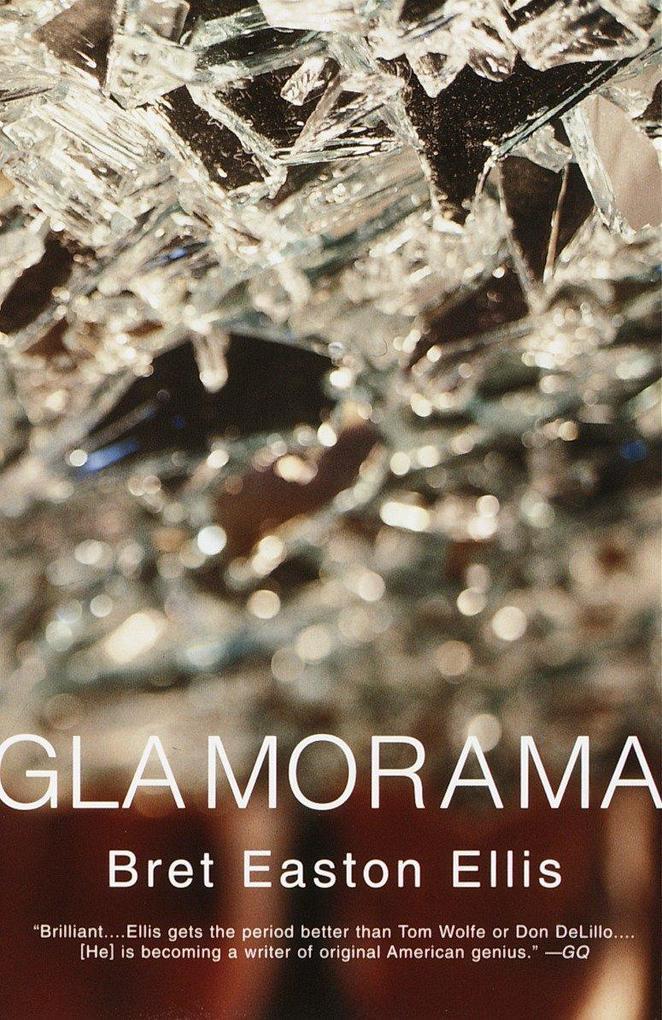 Glamorama als Buch
