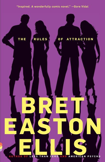 The Rules of Attraction als Buch