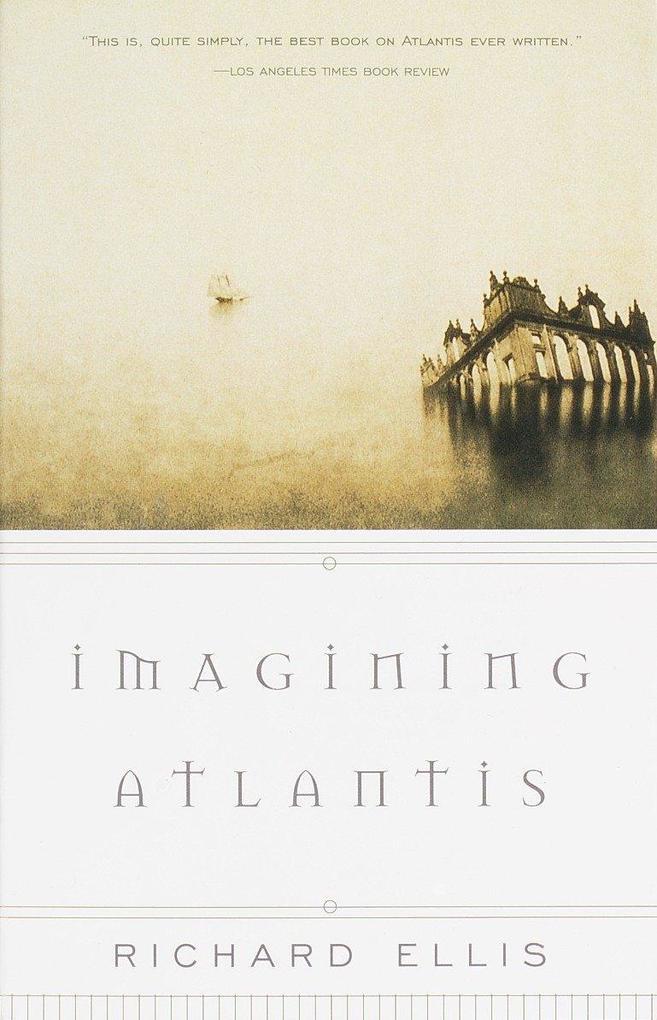 Imagining Atlantis als Taschenbuch