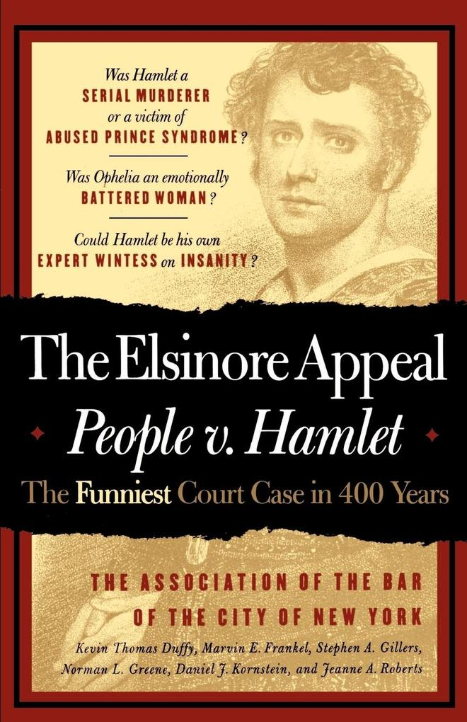 The Elsinore Appeal als Taschenbuch