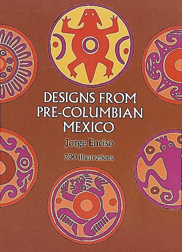 Designs from Pre-Columbian Mexico als Taschenbuch
