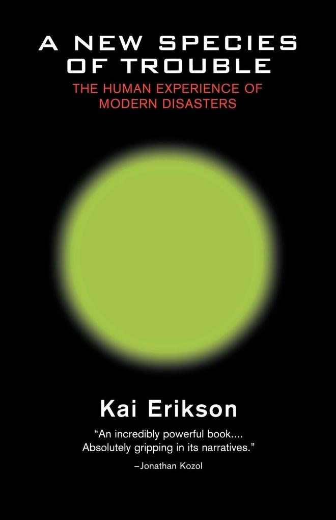 A New Species of Trouble: The Human Experience of Modern Disasters als Taschenbuch