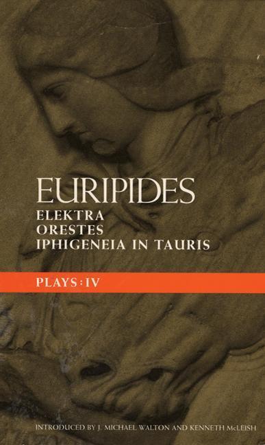 Euripides Plays 4 als Buch