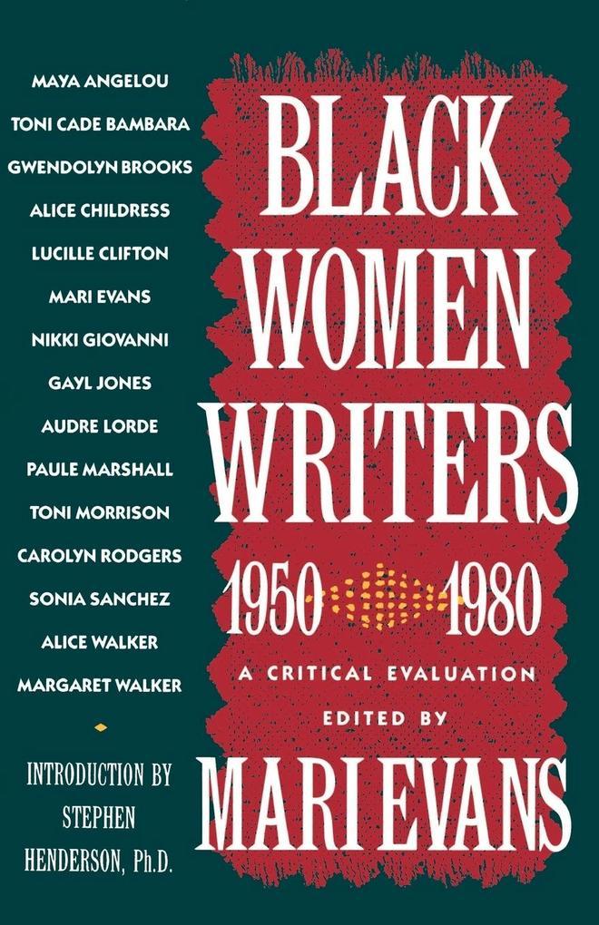 Black Women Writers (1950-1980) als Taschenbuch