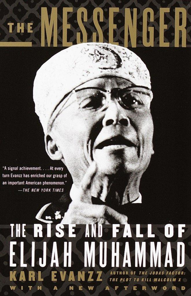 The Messenger: The Rise and Fall of Elijah Muhammad als Taschenbuch