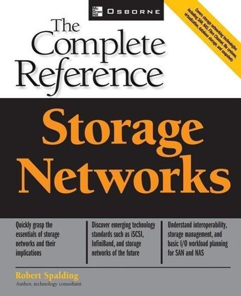 Storage Networks als Buch