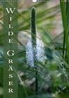Wilde Gräser / Geburtstagskalender (Wandkalender immerwährend DIN A3 hoch)