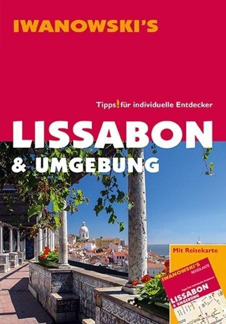 Lissabon & Umgebung als Buch von Barbara Claesges, Claudia Rutschmann
