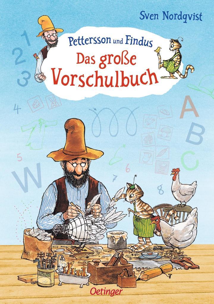 Pettersson und Findus. Das große Vorschulbuch als Buch (kartoniert)