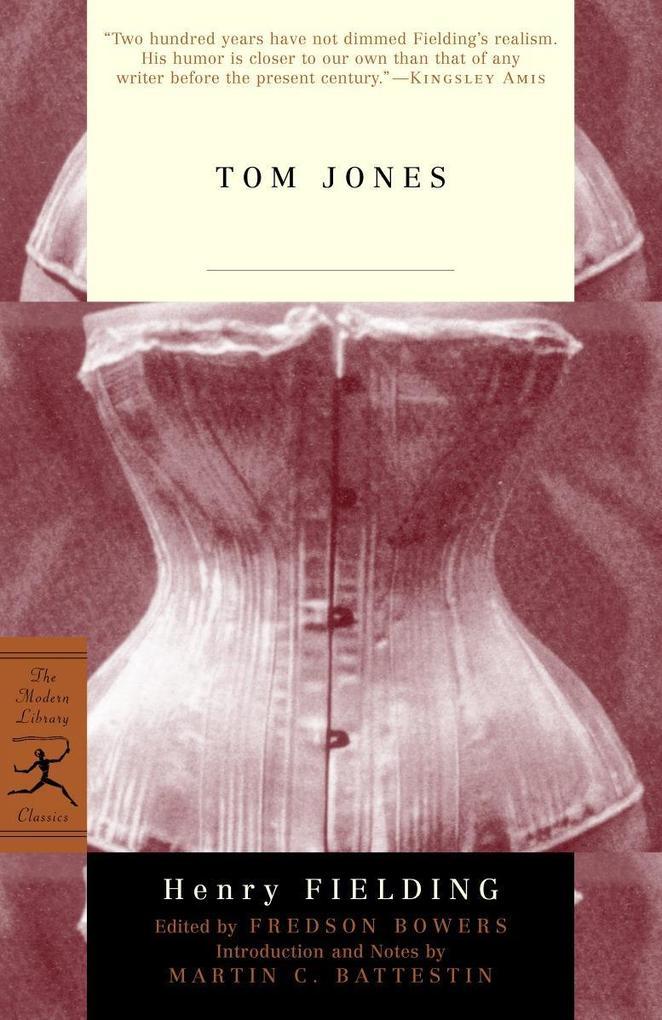 Tom Jones als Taschenbuch