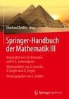 Springer-Handbuch der Mathematik III