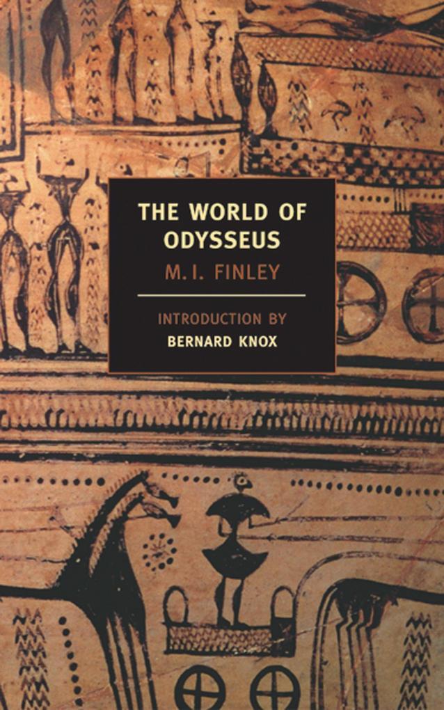 The World of Odysseus als Taschenbuch