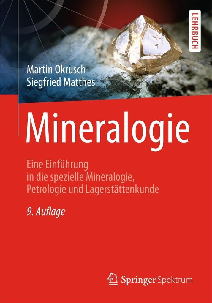 Mineralogie als Buch (gebunden)