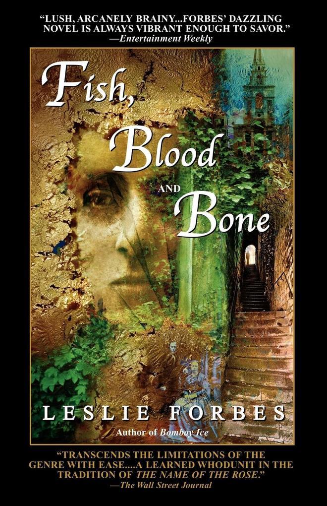 Fish, Blood and Bone als Taschenbuch