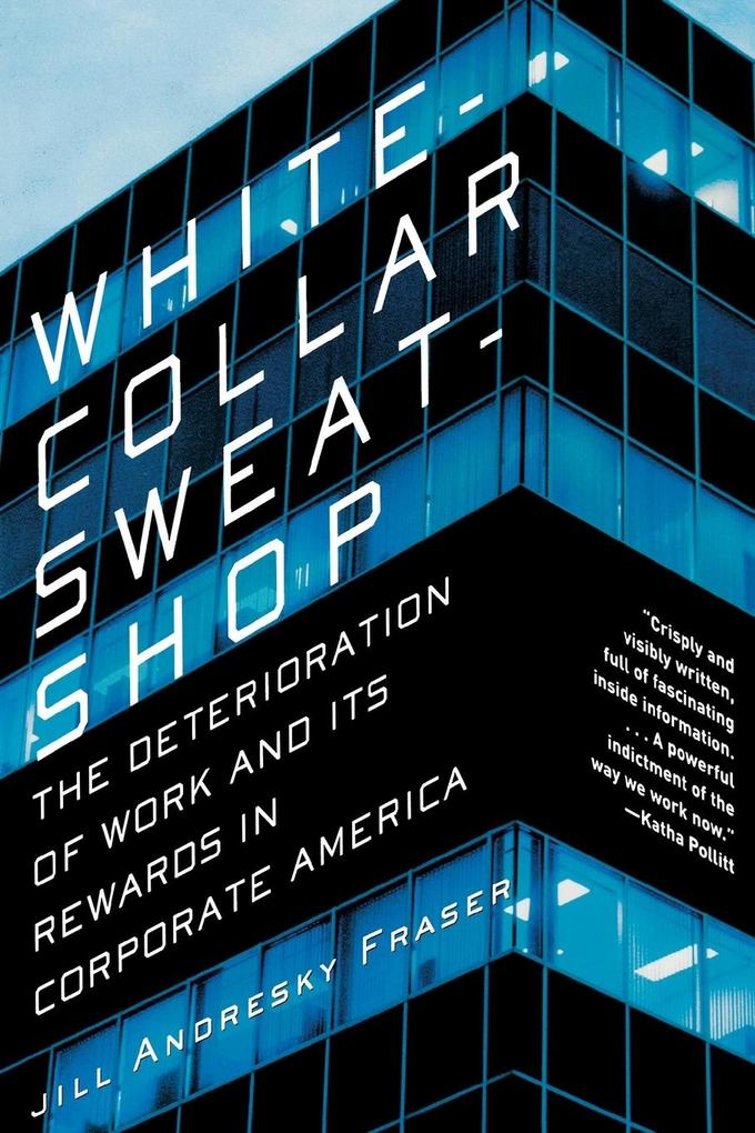 White-Collar Sweatshop als Taschenbuch