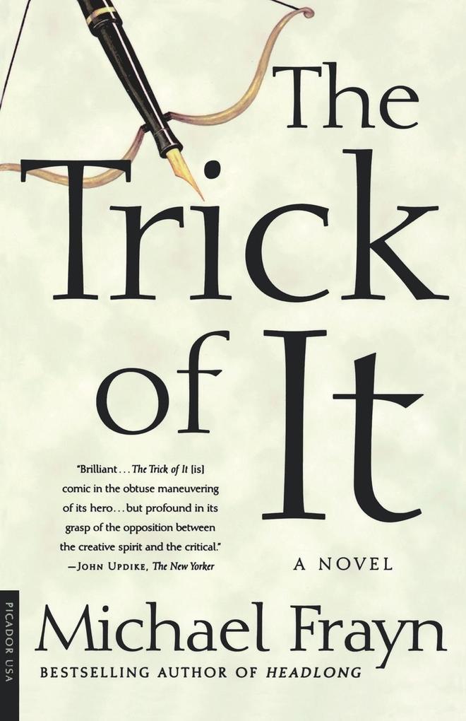 The Trick of It als Taschenbuch