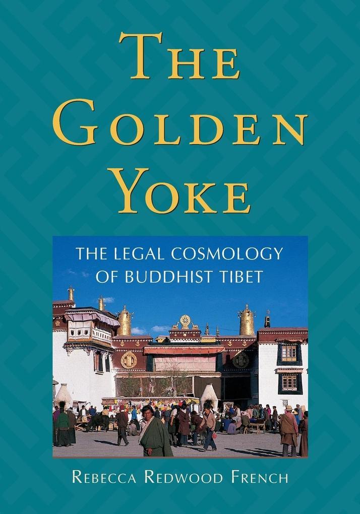The Golden Yoke als Taschenbuch