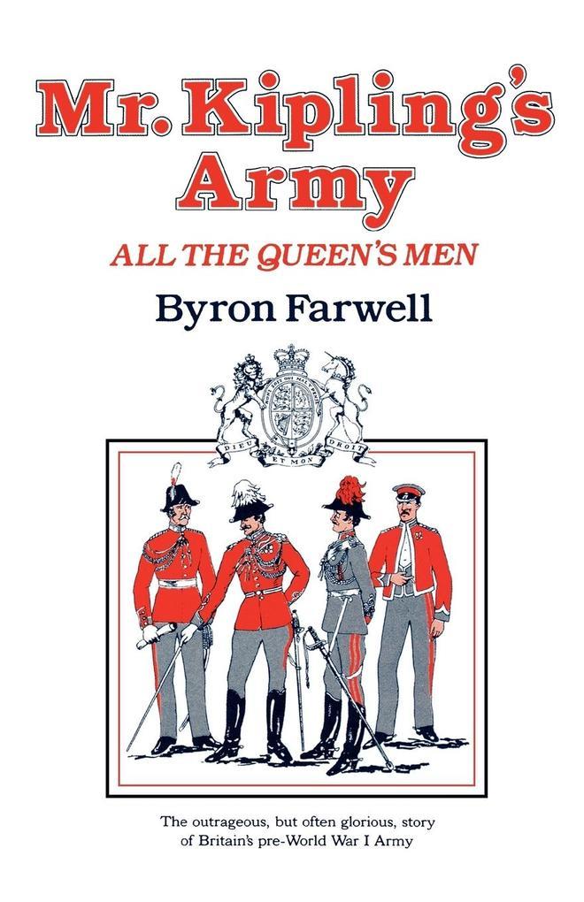 Mr. Kipling's Army: All the Queen's Men als Taschenbuch