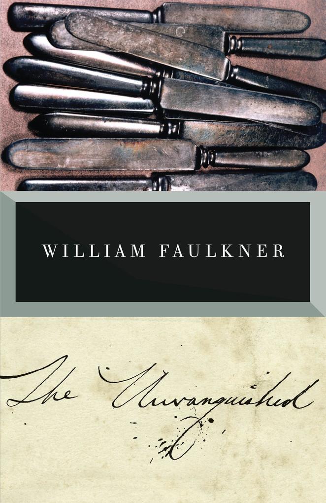 The Unvanquished als Taschenbuch