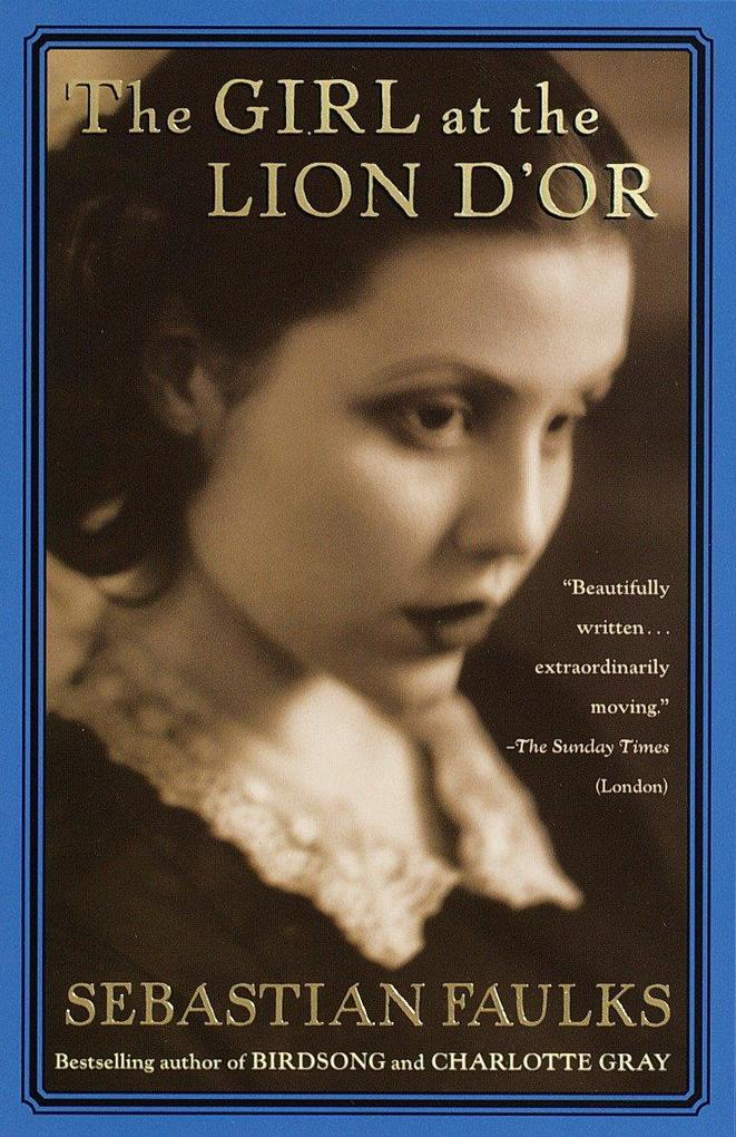The Girl at the Lion D'Or als Taschenbuch