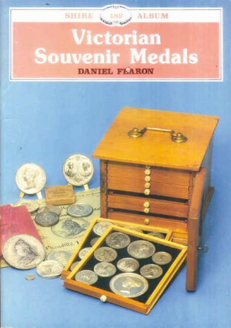 Victorian Souvenir Medals: Album 182 als Taschenbuch