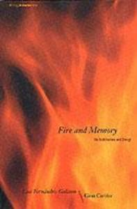 Fire and Memory: On Architecture and Energy als Taschenbuch