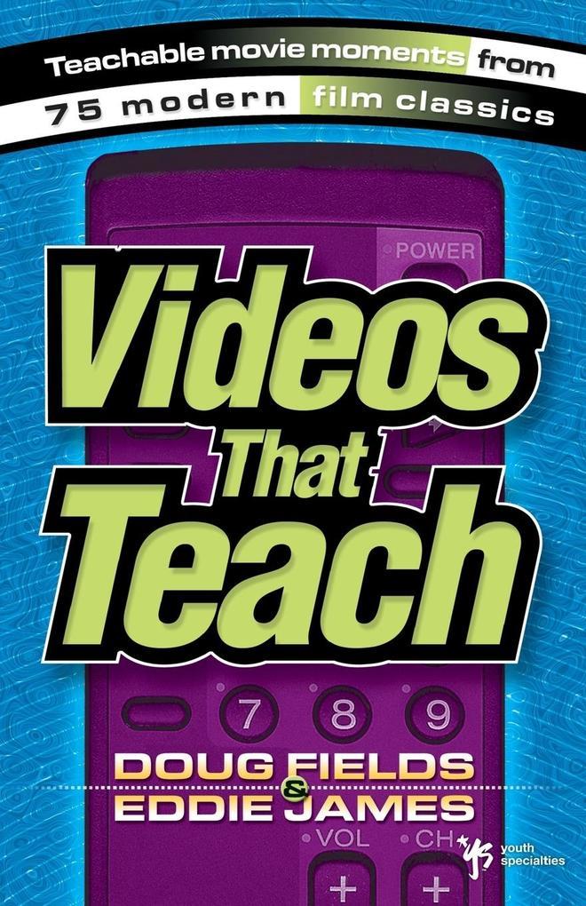 Videos That Teach als Taschenbuch