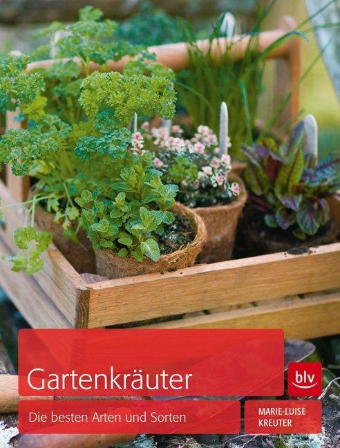 Gartenkräuter als Buch