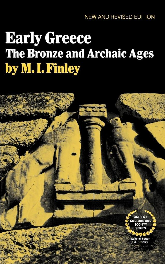 Early Greece: The Bronze and Archaic Ages als Taschenbuch