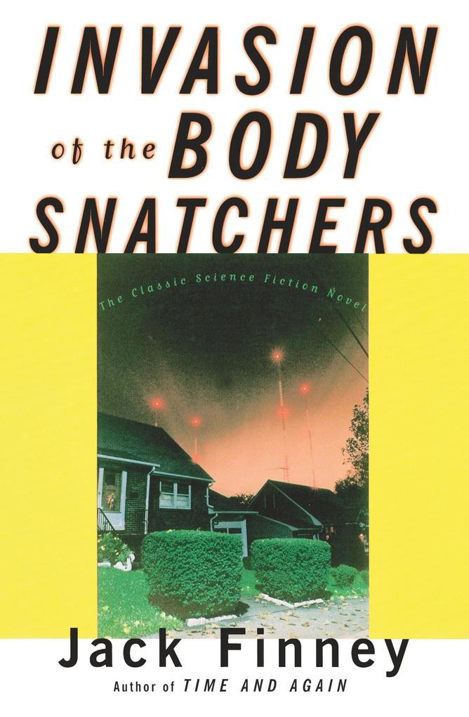 INVASION OF THE BODY SNATCHERS als Buch