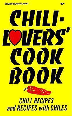 Chili Lovers Cookbook als Taschenbuch