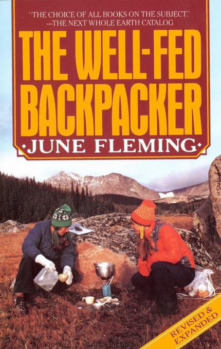 The Well-Fed Backpacker als Taschenbuch