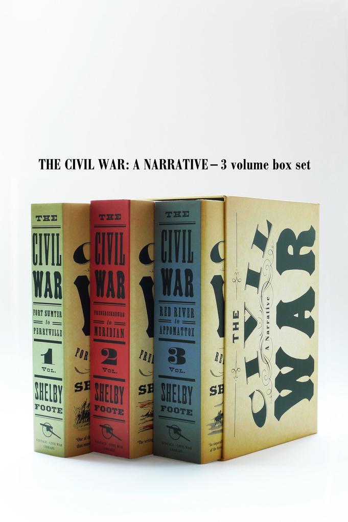Civil War Volumes 1-3 Box Set als Taschenbuch
