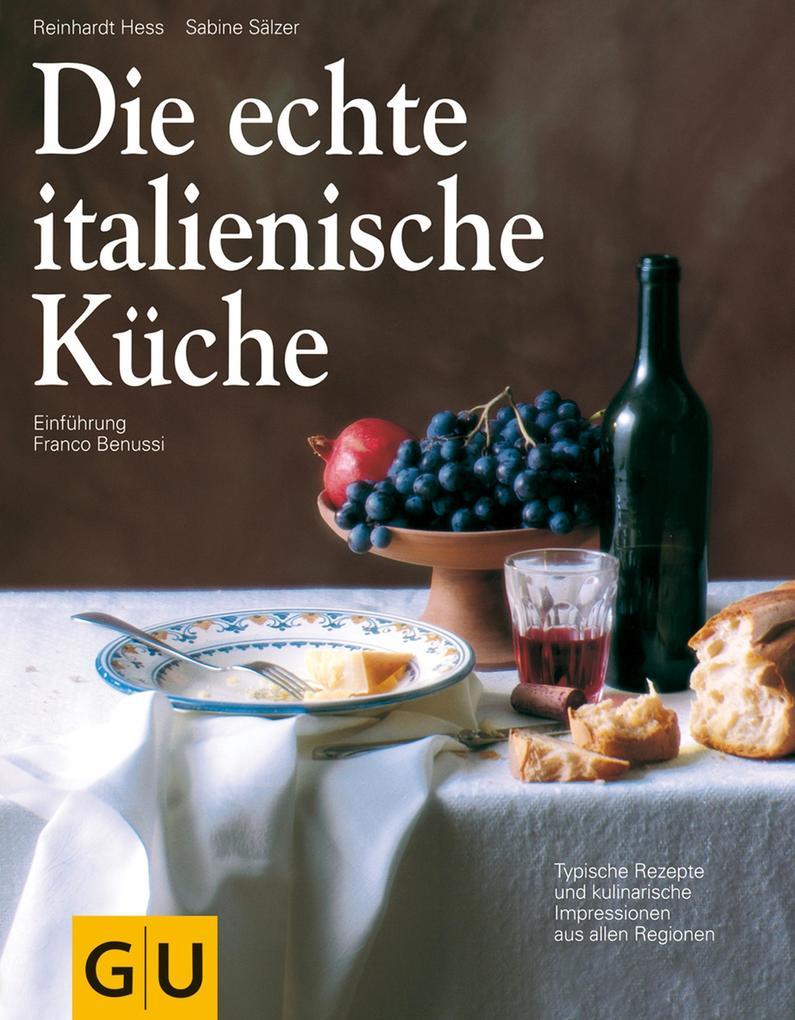 Die echte italienische Küche als eBook